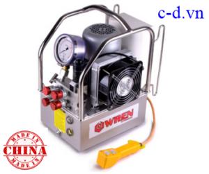 Bơm điện cờ lê thủy lực Wren KLW4000( 8 lít)