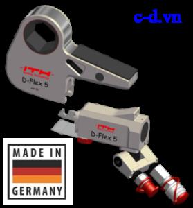 Cờ lê thủy lực ITH D-Flex2 (Max.2.000 Nm)