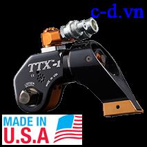 Cờ lê thủy lực Torc LLC TTX-1 (228-1.674 Nm)