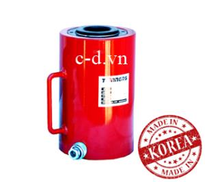 Kích thủy lực rỗng tâm DCH-1240( 12 tấn, 40 mm)