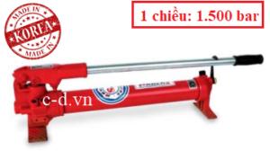 Bơm tay kích thủy lực 1 chiều DP-1B-1500( 0.7 lít)
