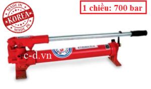 Bơm tay kích thủy lực 1 chiều DP-1B( 0.7 lít)