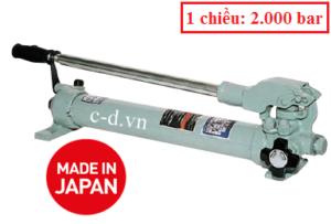Bơm tay kích thủy lực 1 chiều TWAZ-0.7( 0.7 lít)