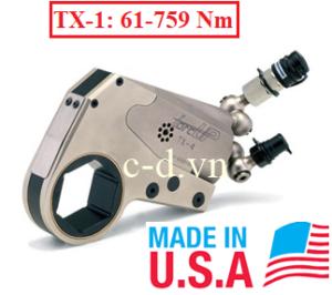 Cờ lê thủy lực Torcup TX-1( 61-759 Nm)