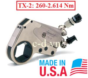 Cờ lê thủy lực Torcup TX-2( 260-2.614 Nm)