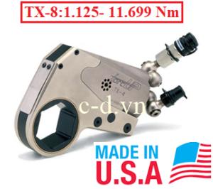 Cờ lê thủy lực Torcup TX-8( 1.125-11.699 Nm)