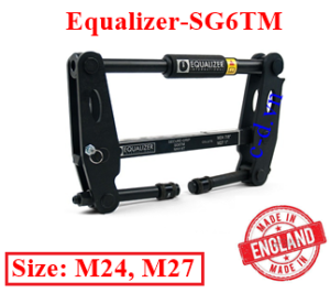 Tách mặt bích Equalizer SG6TM( 6 tấn M24, M27)