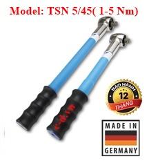 Cờ lê lực Gedore TSN 5/45 (1-5 Nm)